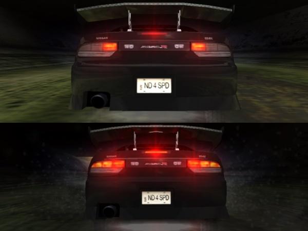 Новая оптика для Nissan 240sx