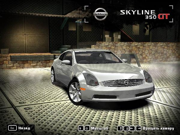2003 Nissan Skyline 350GT