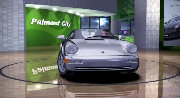 1993 Porsche 911 Carrera 2 Speedster