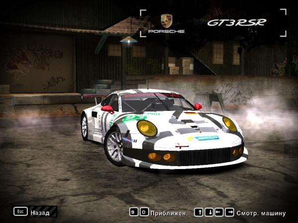 2013 Porsche 911 GT3 RSR (991)
