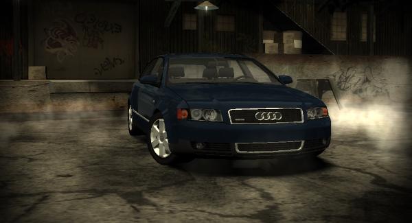 2004 Audi A4 Avant 1.8T