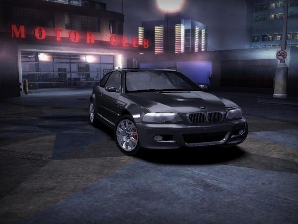 2001 BMW M3 E46