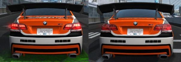 Задняя оптика для BMW M3 e92