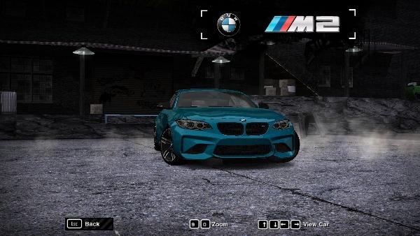2016 BMW M2 (F87)