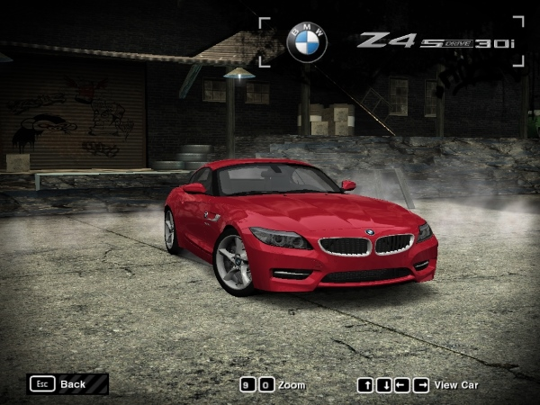 2010 BMW Z4 sDrive30i (E89)