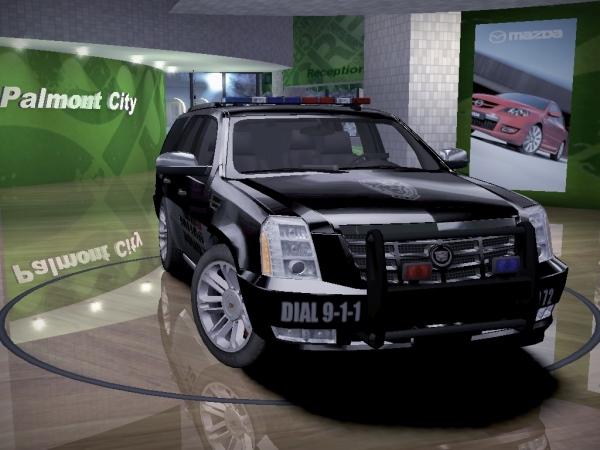 Cadillac Escalade Police