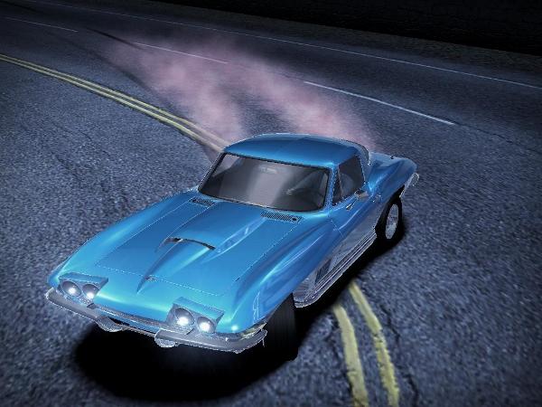1967 Chevrolet Corvette C2 427