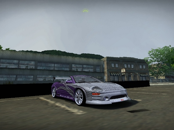 2003 Mitsubishi Eclipse GTS Spyder 2F2F