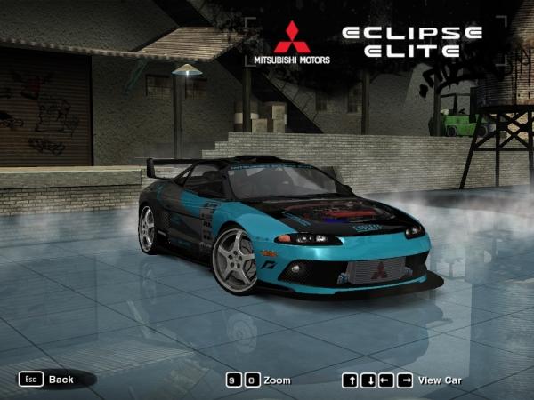 Mitsubishi Elipse GS-T Elite
