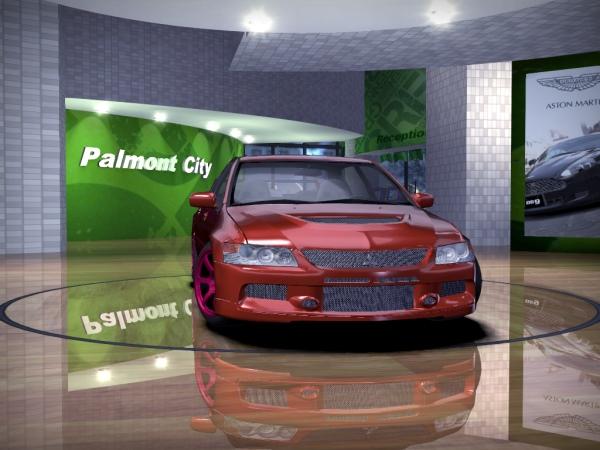 2006 Mitsubishi Lancer Evolution IX MR-Edition