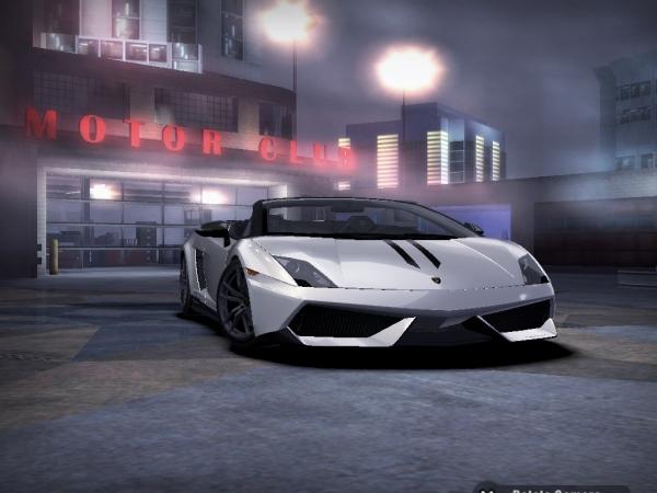 2012 Lamborghini Gallardo LP570-4 Spyder Perfomante