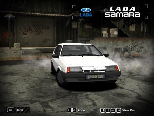 1992 Лада Самара(2108)