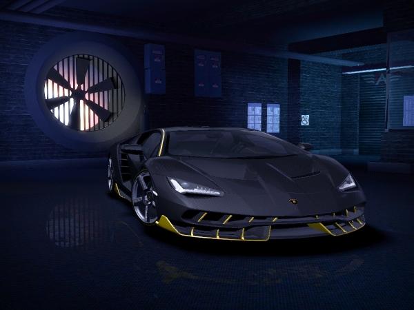 2017 Lamborghini Centenario LP770-4