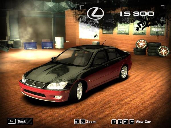 2003 Lexus IS300/IS430