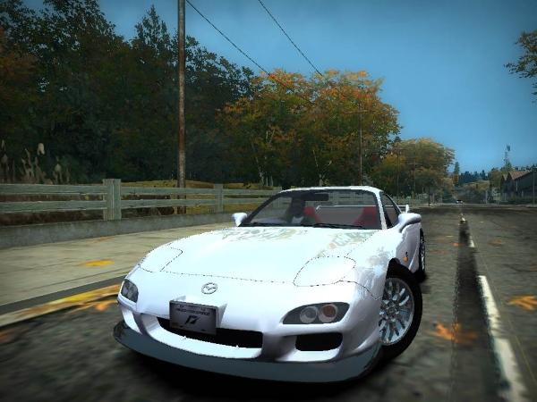 2002 Mazda RX-7 Spirit R Type A