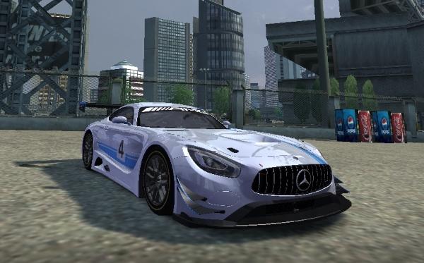 2016 Mercedes AMG GT3