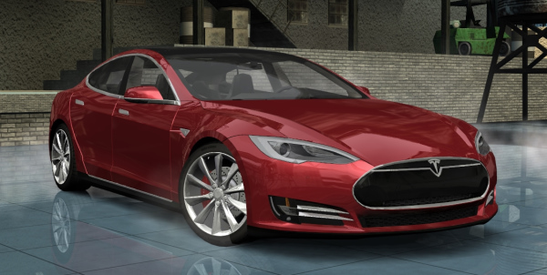 2014 Tesla Model S P90D