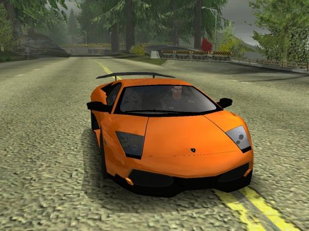 2010 Lamborghini Murcielago LP670-4 SV