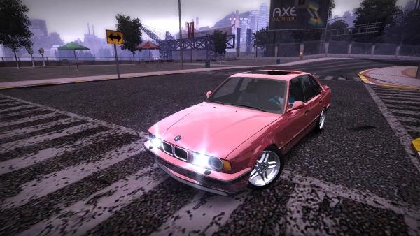 1995 BMW M5 E34