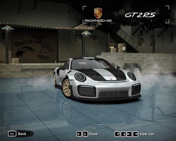 2018 Porsche 911 GT2RS Weissach(991.2)