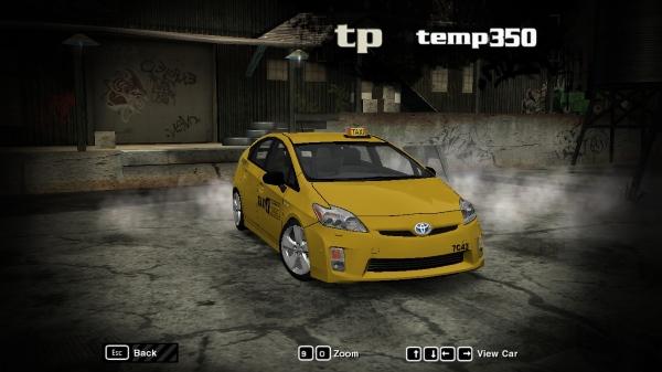 2011 Toyota Prius Taxi