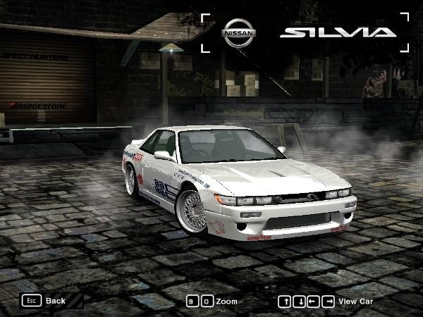 1992 Nissan Silvia K