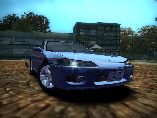 2000 Nissan Silvia Varietta (S15)