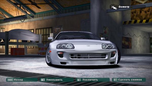 1998 TRD Toyota Supra Turbo
