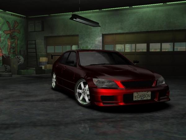 Toyota Altezza RS200