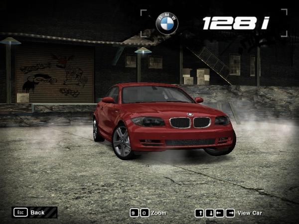2009 BMW 128i (E82)