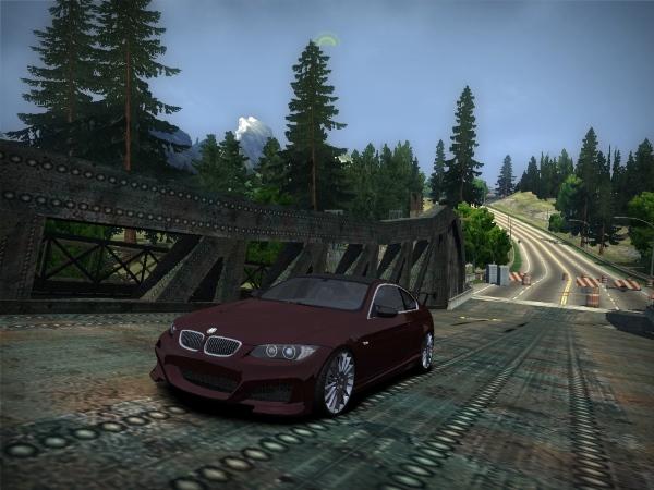 2008 BMW 335i (E92)
