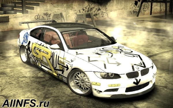 BMW M3 E92 Ray Krieger