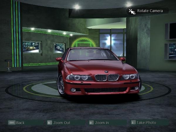 2003 BMW M5(E39)
