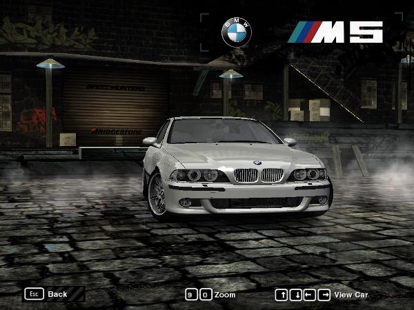 2003 BMW M5 (E39)