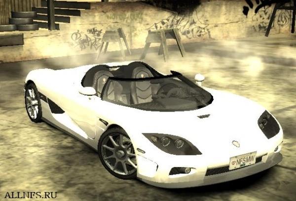 Koenigsegg CCX Cabrio