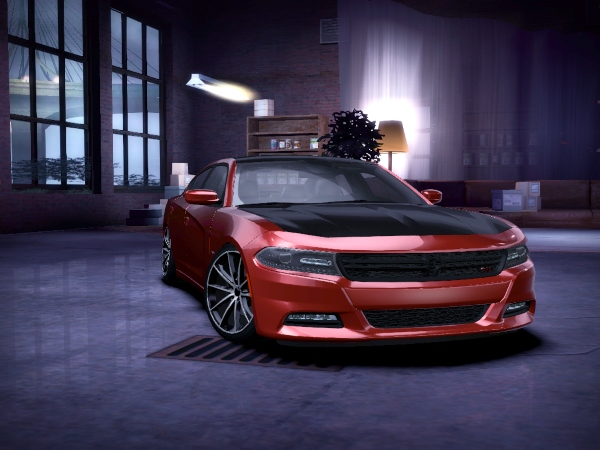 "2015 Dodge Charger R/T ""Fast 7"""