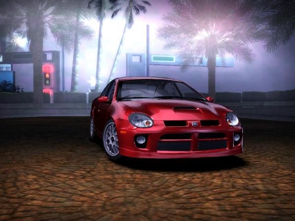 2005 Dodge SRT4 ACR
