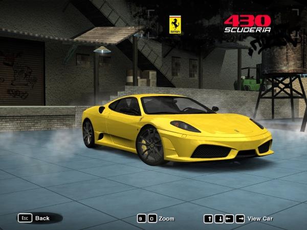 2007 Ferrari F430 Ultimate