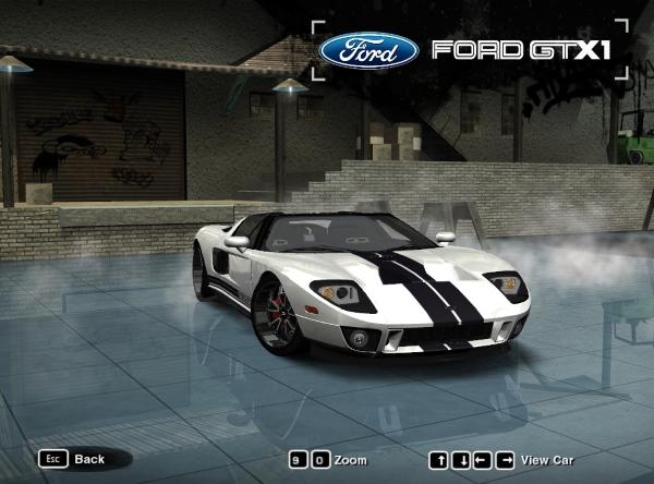 2006 Ford GTX1