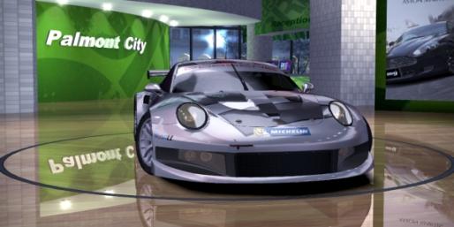 Porsche 911(991) GT3 RSR