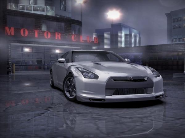 Nissan GT-R Spec.V (R35)