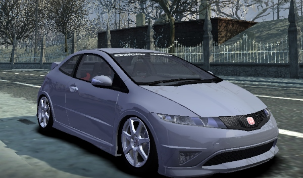 2007 Honda Civic Type-R[FN2]