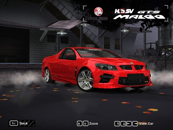 2016 Holden HSV Maloo GT