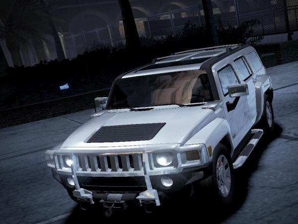 2006 Hummer H3X
