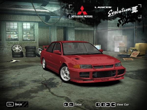 1995 Mitsubishi Lancer Evolution III