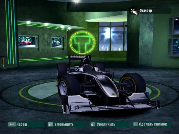 2010 Lotus T125