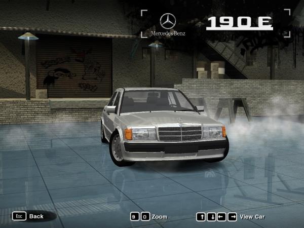 1991 Mercedes-Benz 190E 2.5-16