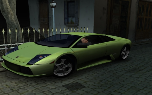 New textures for Lamborghini Murcielago