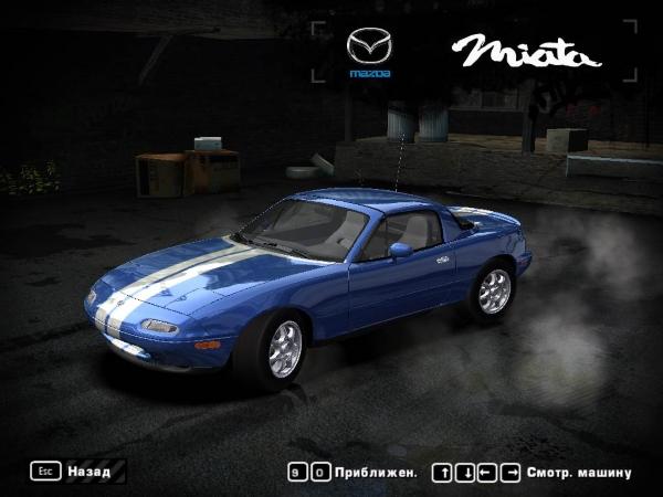 1994 Mazda MX-5 Miata (NA)