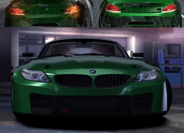 Новая оптика для BMW Z4 sDrive30i